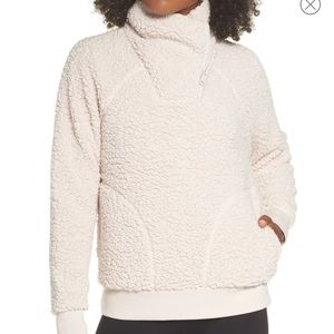 Zella Shear Up Pullover
